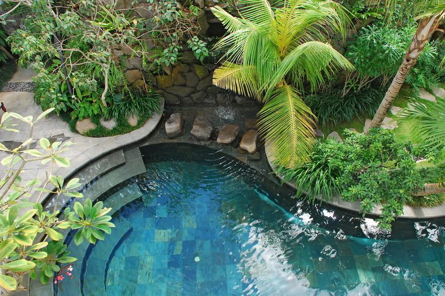 Batavia villa bali bali landscape company for Bali landscape design