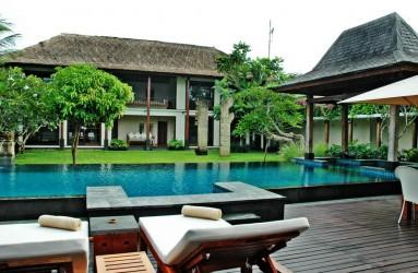 Villa ramadewa bali bali landscape company for Landscape villa design