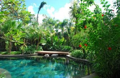 Villa batavia bali bali landscape company for Bali landscape design